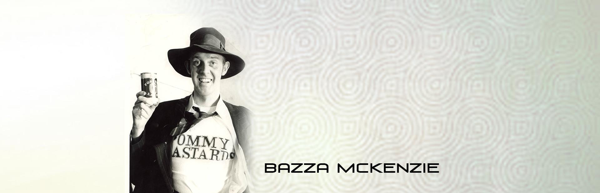 Bazza Mckenzie