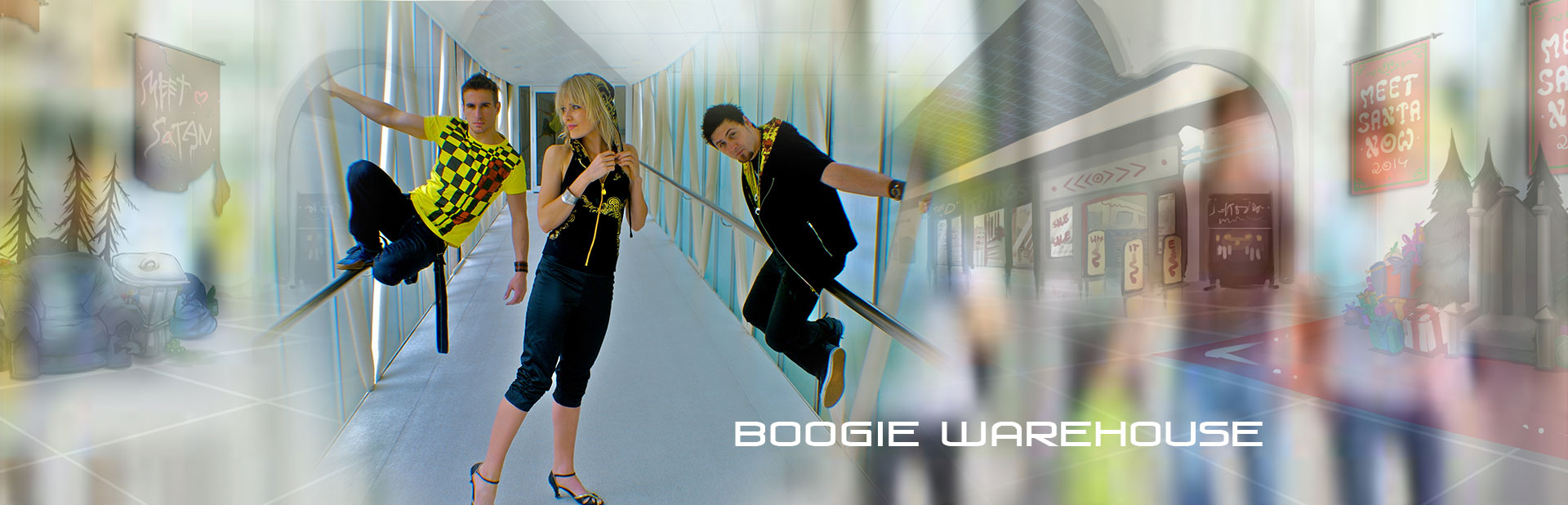 Boogie Warehouse