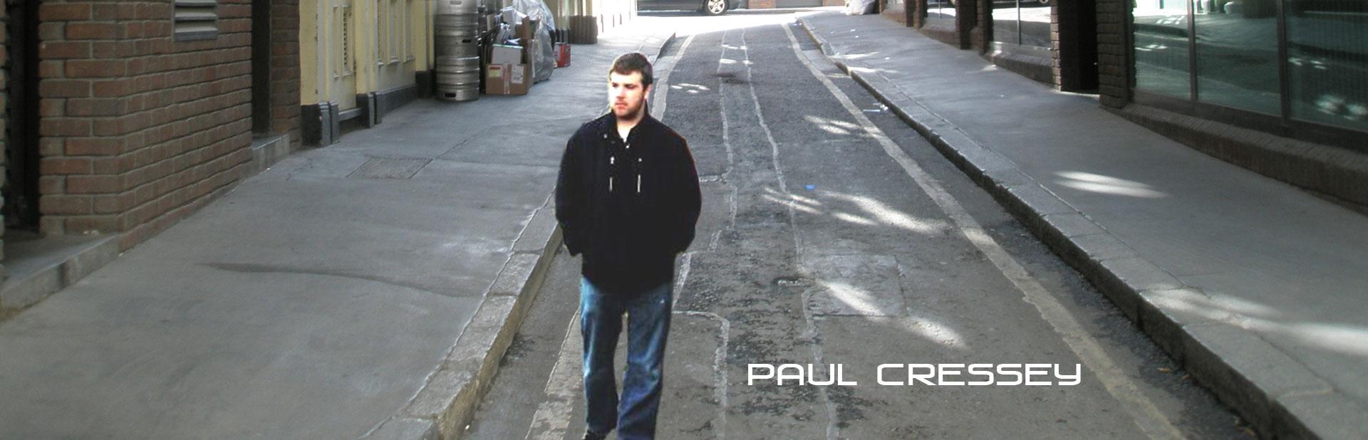 Paul Cressey