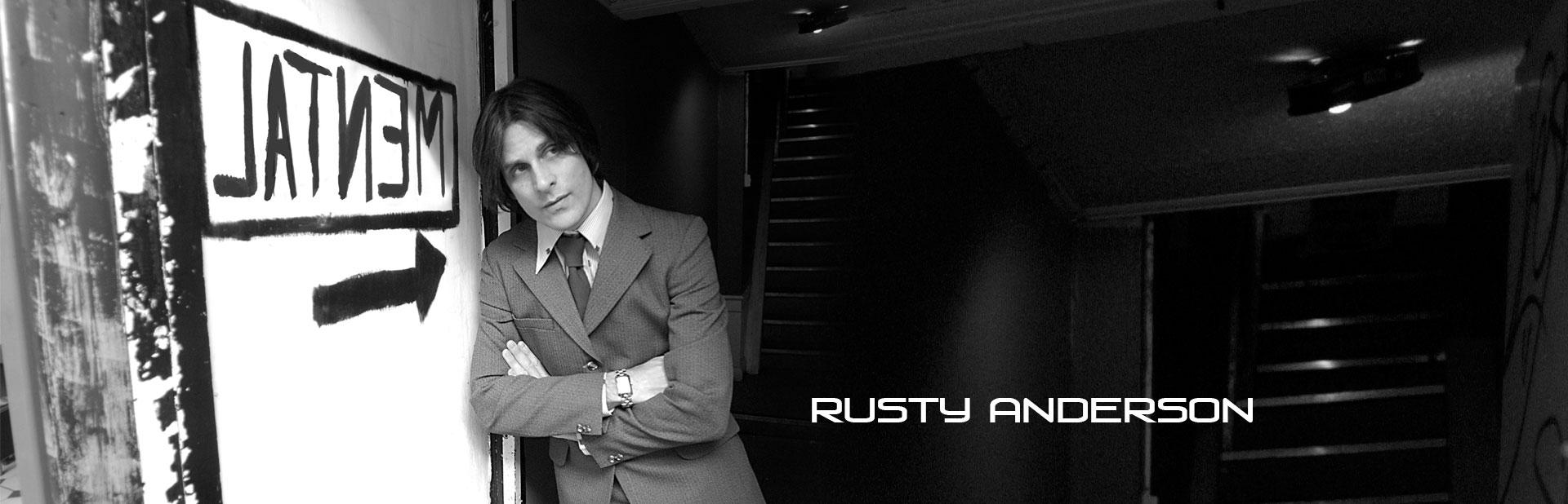 Rusty Anderson