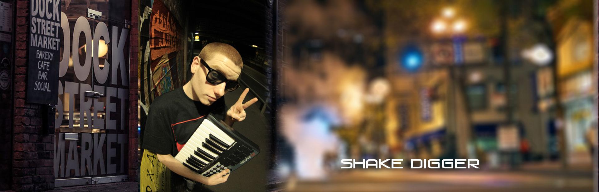 Shake Digger
