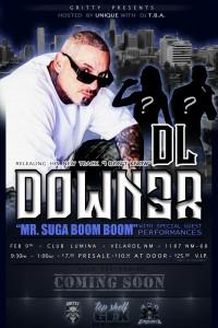 DL Down3r Show Feb