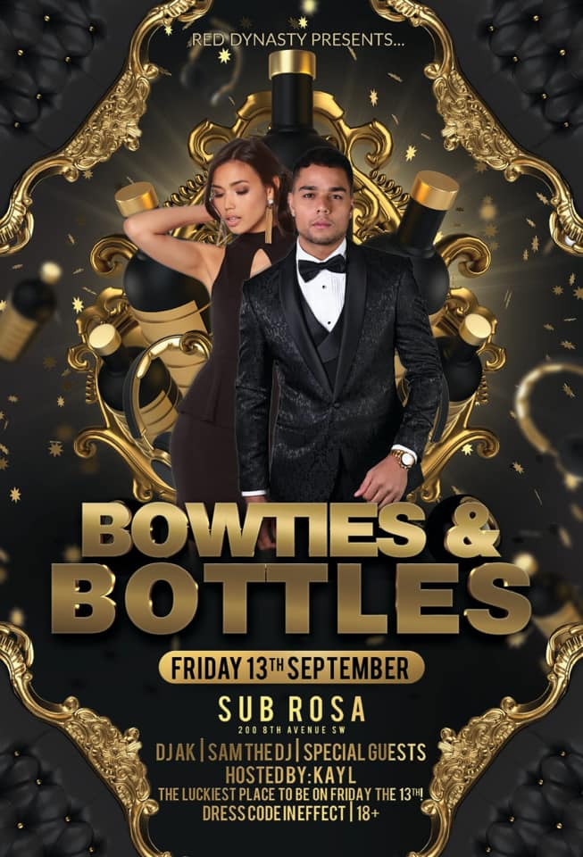 bowties & bottles