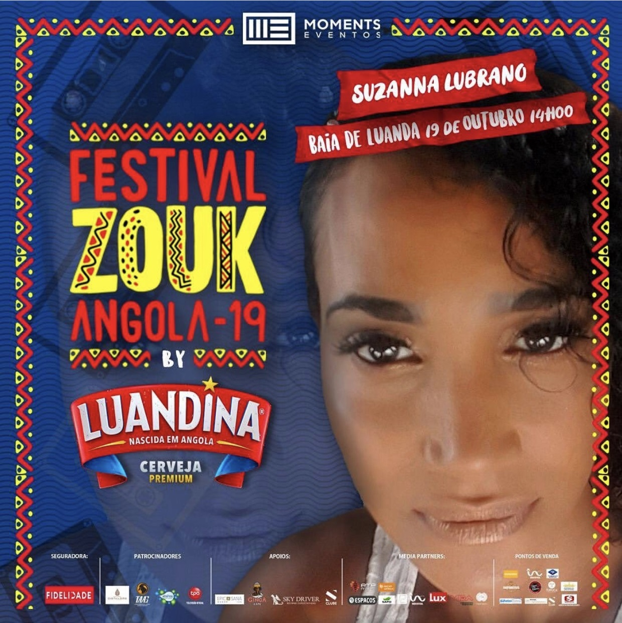 Suzanna Lubrano - 19th October 2019
