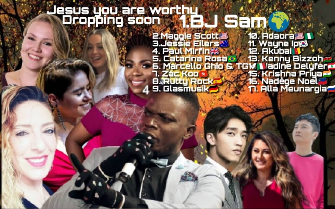 bj sam jesus you are worthy teaser