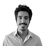 Gonzalo Cabrera greyscale
