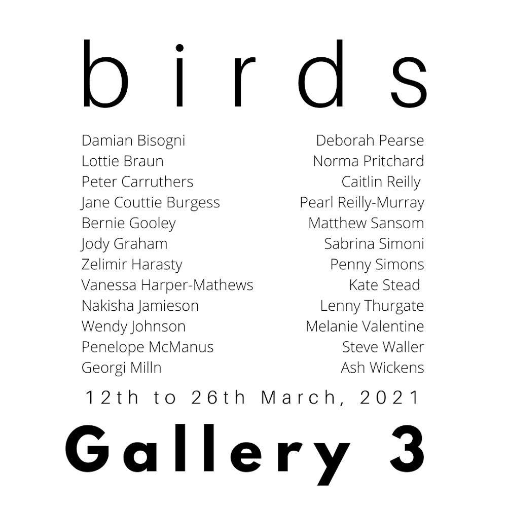 birds lineup