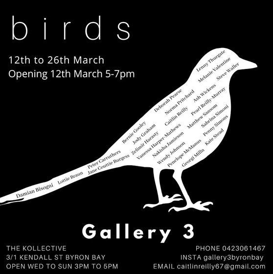 birds the kollective caitlin reilly