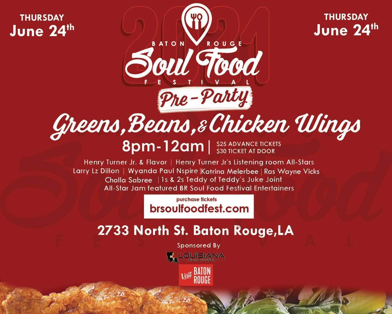 Soul Food promo poster henry turner